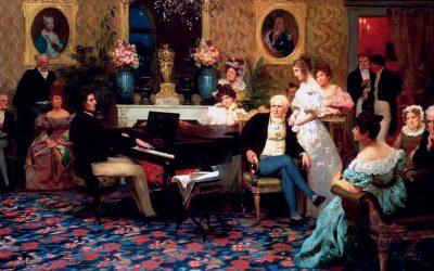 Träumen am Klavier mit Frédéric Chopin