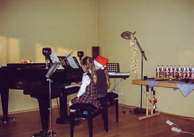 Weihnachtskonzert 2010 - Tegelort (1)
