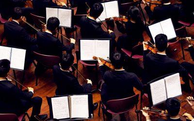 Orch. Variationen am Klavier – Klas. Hits