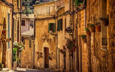 Von den Mazuren nach Mallorca