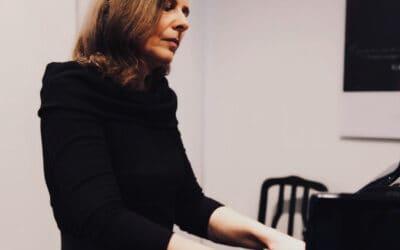 Meditation am Klavier